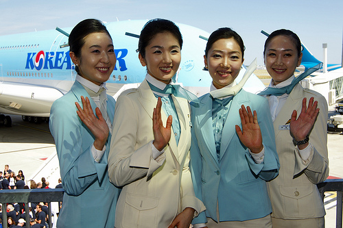 Most desired position asian perfection koreabridge for Korean air cabin crew requirements