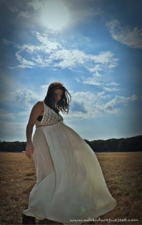 A day on the Prairie…maternity shoot